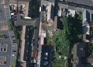 Thumbnail Land for sale in Regent Street, Newtownards