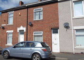 Thumbnail 1 bed terraced house to rent in Plessey Road, Blyth