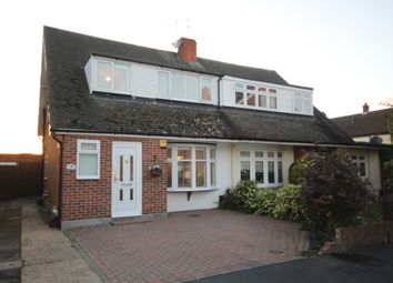 Thumbnail 3 bed semi-detached house for sale in Pembroke Close, Hornchurch