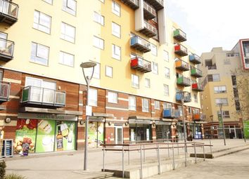 Thumbnail 1 bed flat to rent in John Harrison Way, Millennium Village, London