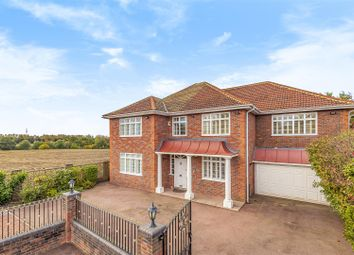 Thumbnail 5 bed property for sale in Dellfield Close, Radlett