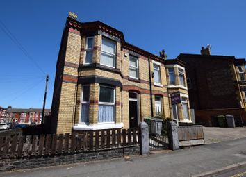 Thumbnail 2 bed flat for sale in Whetstone Lane, Birkenhead
