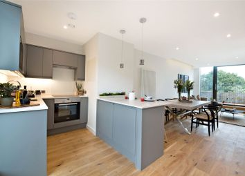 Thumbnail 2 bed flat for sale in Red Lion Court, Reardon Path, London