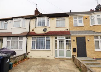 Thumbnail 3 bed terraced house to rent in Conway Crescent, Perivale, Greenford, Greater London