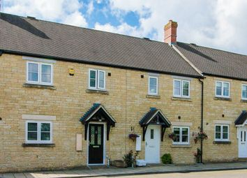 Thumbnail 2 bed semi-detached house to rent in Hazel Close, Witney, Oxfordshire