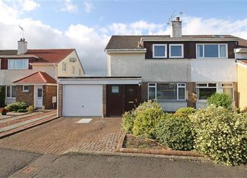 Thumbnail 3 bed property for sale in Churchill Drive, Bridge Of Allan, Stirling