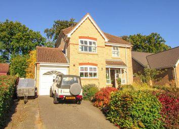 Thumbnail 4 bed detached house to rent in Saxon Way, Melton, Woodbridge