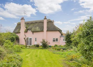 Thumbnail 4 bed detached house for sale in High Street, Sawtry, Huntingdon