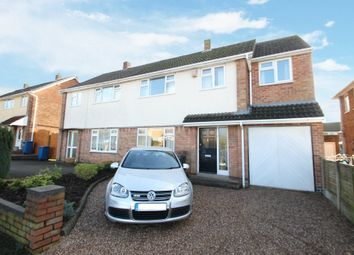 Thumbnail 5 bed semi-detached house for sale in St Georges Way, Amington, Tamworth