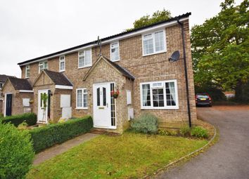 Thumbnail 3 bedroom end terrace house for sale in Chineham, Basingstoke