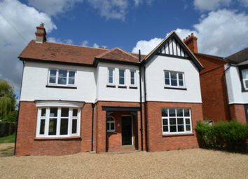 Thumbnail 4 bedroom detached house to rent in Hill View, Newport Pagnell
