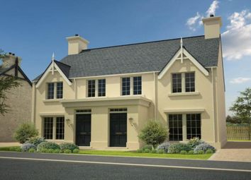 Thumbnail 3 bed semi-detached house for sale in College Green, Clifton Road, Bangor