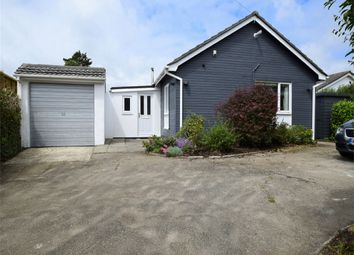 Thumbnail 2 bed detached bungalow for sale in Stithians, Truro, Cornwall