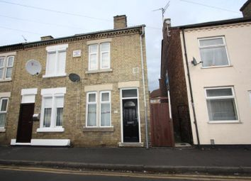 Thumbnail 2 bedroom semi-detached house for sale in Cavendish Street, Peterborough