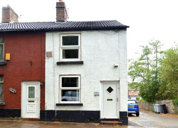 Thumbnail 2 bed end terrace house for sale in Hurdsfield Road, Macclesfield, Cheshire