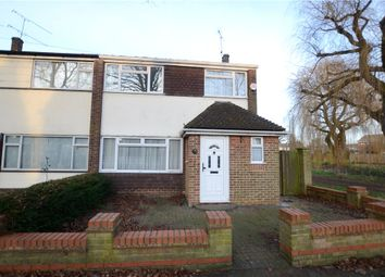 Thumbnail 3 bed end terrace house for sale in Cheyne Way, Farnborough, Hampshire