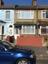 Thumbnail 3 bed terraced house to rent in Uperton Road West, Plaistow Essex