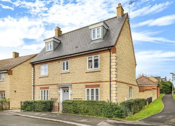 Thumbnail 4 bed detached house for sale in Palmer Road, Faringdon