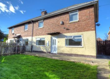 Thumbnail 2 bed semi-detached house for sale in Thorne Terrace, Walker, Newcastle Upon Tyne