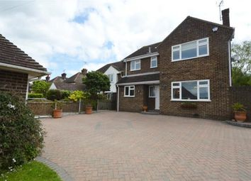 Thumbnail 4 bedroom detached house for sale in Barling Road, Great Wakering, Southend-On-Sea, Essex