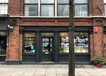 Restaurant/cafe to let in Clerkenwell Road, London EC1M