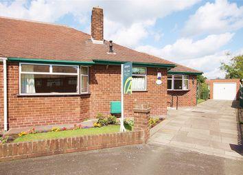 Thumbnail 2 bed semi-detached bungalow for sale in Cedar Grove, Paddington, Warrington