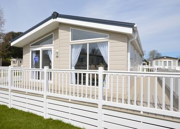 Thumbnail 2 bedroom mobile/park home for sale in Week Lane, Dawlish Warren, Dawlish