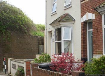 Thumbnail 3 bed end terrace house to rent in Okehampton Road, St. Thomas, Exeter