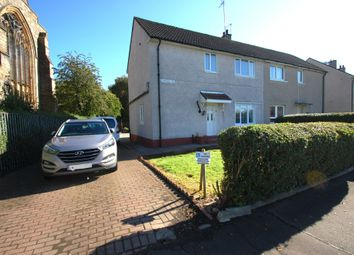 Thumbnail 3 bed semi-detached house for sale in 181 Lyoncross Road, Pollok, Glasgow