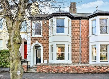 Thumbnail 4 bedroom town house for sale in Clifton Road, Rugby