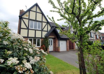 Thumbnail 4 bed detached house to rent in Rendel Grove, Stone, Staffordshire
