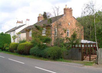 Thumbnail 3 bed cottage for sale in Platt Lane, Keyworth, Nottingham