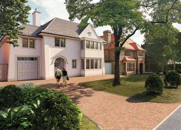 Thumbnail 6 bed detached house for sale in Ellerton Road, Wimbledon Common