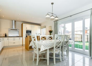 Thumbnail 4 bed detached house for sale in Manor Gardens, Wakefield
