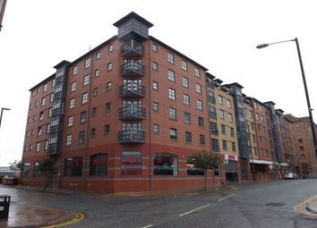 Thumbnail 2 bed flat for sale in Jutland Street, Manchester