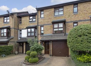 Thumbnail 4 bed town house for sale in St Crispin's Close, South End Green, London