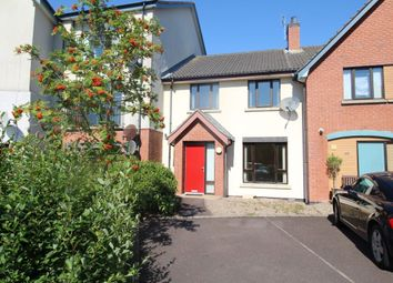Thumbnail 4 bedroom terraced house for sale in Shaftesbury Road, Bangor