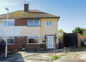 Thumbnail 4 bed semi-detached house for sale in Beverley Way, Ramsgate