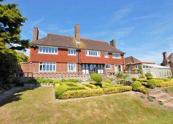 Thumbnail 5 bedroom detached house for sale in Pelham Gardens, Folkestone