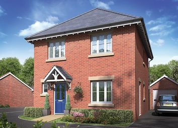 Thumbnail 4 bed detached house for sale in The Claremont, Heanor Road, Smalley, Ilkeston, Derbyshire