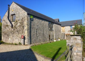 Thumbnail 4 bed barn conversion for sale in Church Road, Caldicot