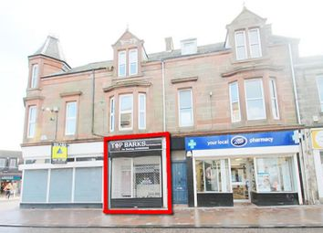 Thumbnail Commercial property for sale in 74, High Street, Carluke ML84Aj