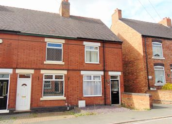 Thumbnail 2 bed terraced house for sale in New Street, Dordon, Tamworth
