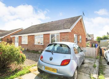 Thumbnail 2 bed semi-detached bungalow for sale in Trentham Close, Bridlington