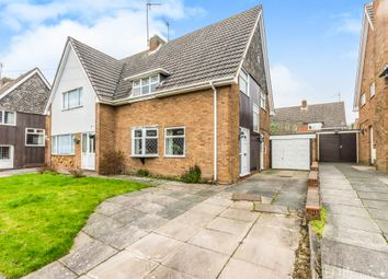 Thumbnail 3 bed semi-detached house for sale in Russells Hall Road, Dudley