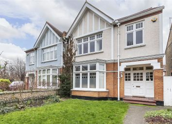Thumbnail 5 bed semi-detached house for sale in Westcombe Park Road, London