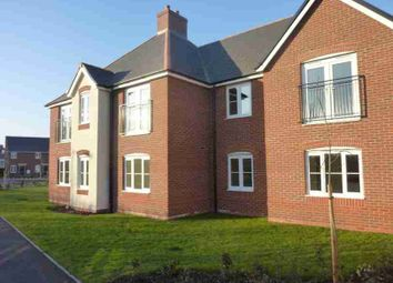 Thumbnail 2 bedroom flat to rent in Dol Isaf, Wrexham