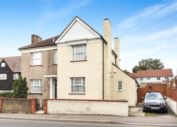 Thumbnail 2 bed semi-detached house for sale in Kent Road, St. Mary Cray, Orpington
