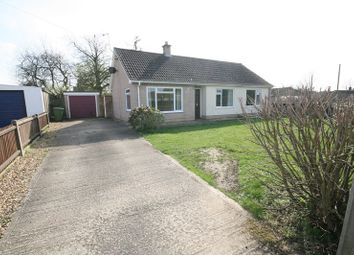 Thumbnail 3 bed semi-detached bungalow for sale in Greenacre Road, Hingham, Norwich