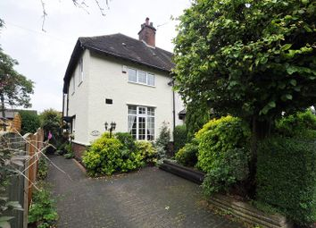 Thumbnail 3 bed semi-detached house for sale in Barnfield, Penkull, Stoke-On-Trent, Staffordshire